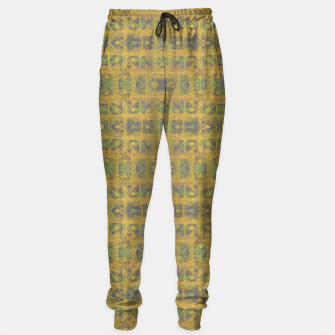 Thumbnail image of Golden Weave Sweatpants, Live Heroes