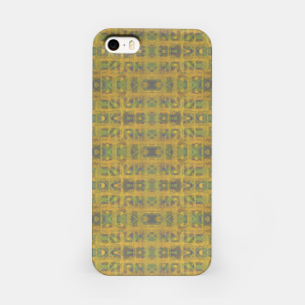 Thumbnail image of Golden Weave iPhone Case, Live Heroes