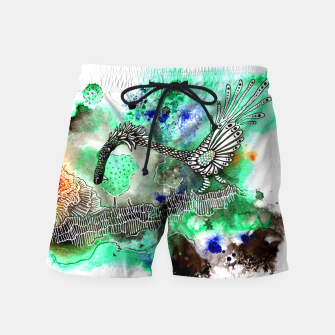 Thumbnail image of Different Swim Shorts, Live Heroes