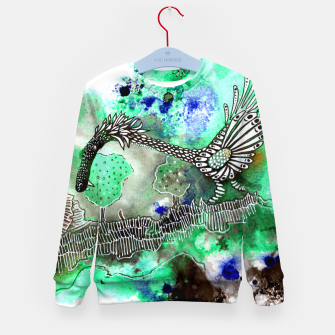 Thumbnail image of Different Kid's Sweater, Live Heroes