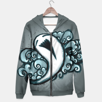 Imagen en miniatura de The Little Laughing Ghost Sudadera con capucha, Live Heroes