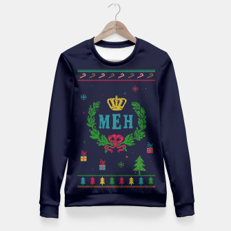 Thumbnail image of Le Royal December Meh Fitted Waist Sweater, Live Heroes