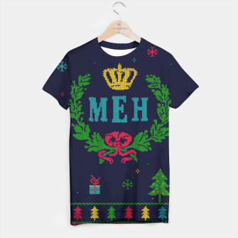 Thumbnail image of Le Royal December Meh T-shirt, Live Heroes