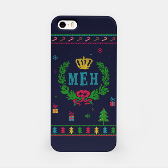 Thumbnail image of Le Royal December Meh iPhone Case, Live Heroes