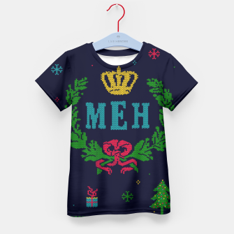 Thumbnail image of Le Royal December Meh Kid's T-shirt, Live Heroes