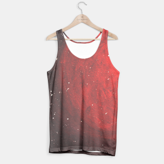 Miniatur Planet Fire Tank Top, Live Heroes