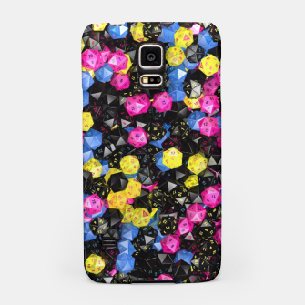 Thumbnail image of D20 CMYK Samsung Case, Live Heroes