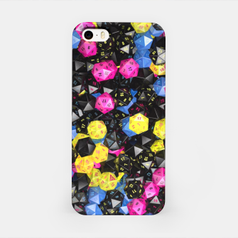 Thumbnail image of D20 CMYK iPhone Case, Live Heroes
