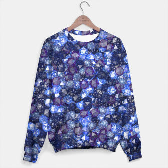 Thumbnail image of D20 AZURE Sweater, Live Heroes
