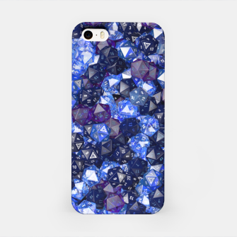 D20 AZURE iPhone Case thumbnail image