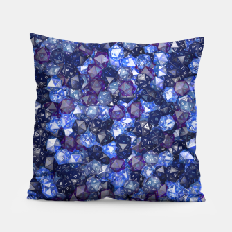 Thumbnail image of D20 AZURE Pillow, Live Heroes