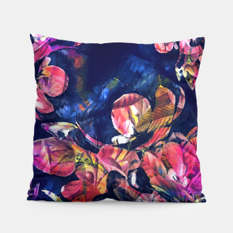 Thumbnail image of roses Pillow, Live Heroes