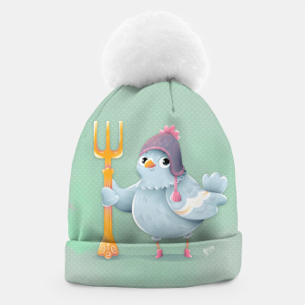 Thumbnail image of Little Pigeon Beanie, Live Heroes