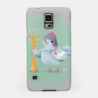 Thumbnail image of Little Pigeon Samsung Case, Live Heroes