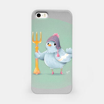 Thumbnail image of Little Pigeon iPhone Case, Live Heroes
