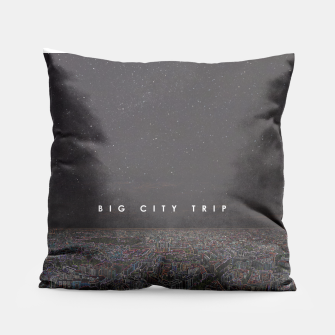 Thumbnail image of Big City Trip Pillow, Live Heroes