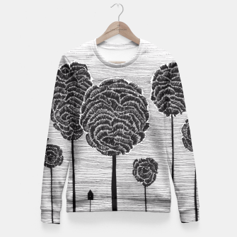 Thumbnail image of Forest Fitted Waist Sweater, Live Heroes