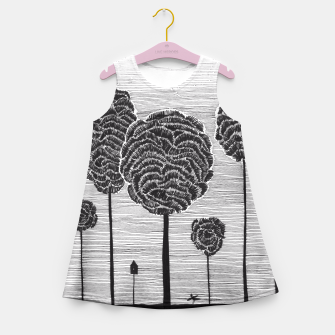 Thumbnail image of Forest Girl's Summer Dress, Live Heroes