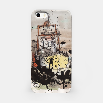 Last Mooring  iPhone Case thumbnail image