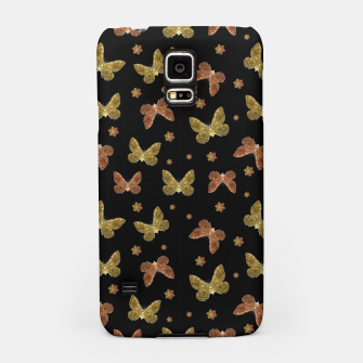 Miniatur Insects Motif Pattern Samsung Case, Live Heroes