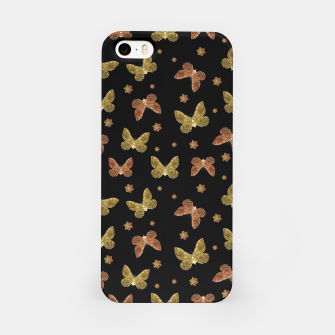 Miniatur Insects Motif Pattern iPhone Case, Live Heroes