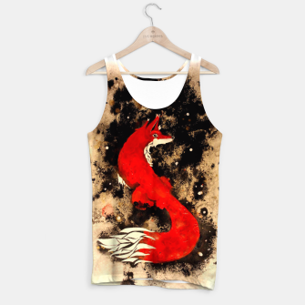 Thumbnail image of Dream of a fox Tank Top, Live Heroes