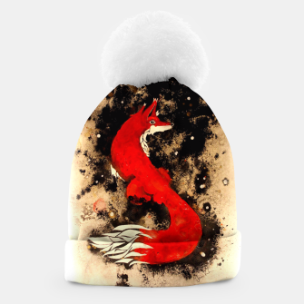 Thumbnail image of Dream of a fox Beanie, Live Heroes