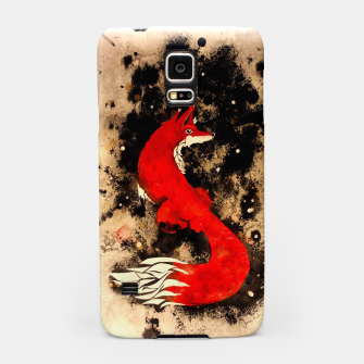 Thumbnail image of Dream of a fox Samsung Case, Live Heroes