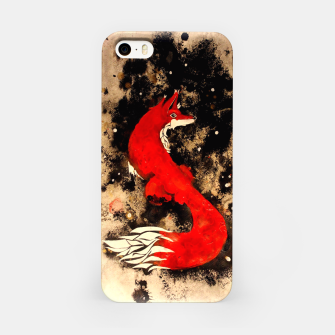 Thumbnail image of Dream of a fox iPhone Case, Live Heroes
