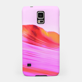 Thumbnail image of Pink 波 Samsung Case, Live Heroes