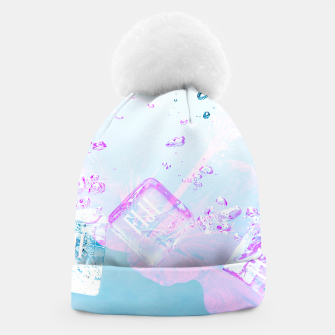 Thumbnail image of Hibiscus Fiji Ice Cubes Beanie, Live Heroes