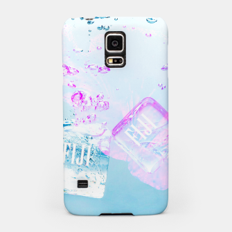 Thumbnail image of Hibiscus Fiji Ice Cubes Samsung Case, Live Heroes
