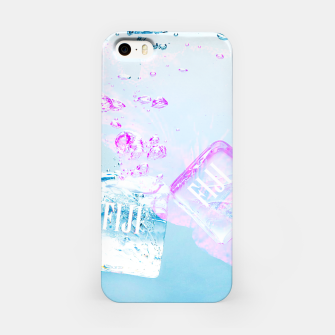 Thumbnail image of Hibiscus Fiji Ice Cubes iPhone Case, Live Heroes