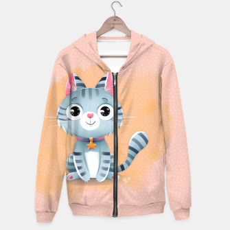 Thumbnail image of Kitty Hoodie, Live Heroes