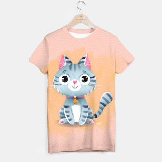 Thumbnail image of Kitty T-shirt, Live Heroes