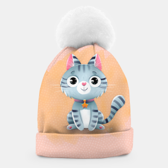 Thumbnail image of Kitty Beanie, Live Heroes