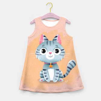 Thumbnail image of Kitty Girl's Summer Dress, Live Heroes
