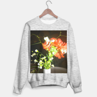 Thumbnail image of floral love Sweater regular, Live Heroes