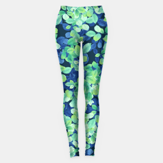Miniaturka Moonlight on The Leaves Leggings, Live Heroes