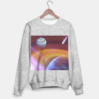 Thumbnail image of Outer space Sweater regular, Live Heroes