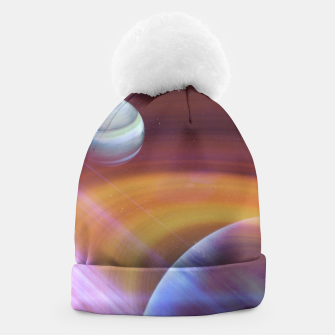 Thumbnail image of Outer space Beanie, Live Heroes