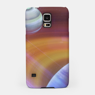 Outer space Samsung Case thumbnail image