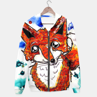 Thumbnail image of Cuterrr Fox Hoodie, Live Heroes