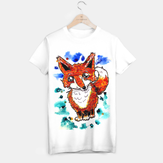 Thumbnail image of Cuterrr Fox T-shirt regular, Live Heroes