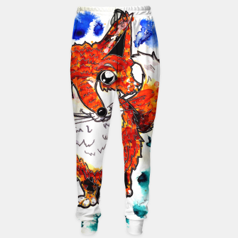 Thumbnail image of Cuterrr Fox Sweatpants, Live Heroes