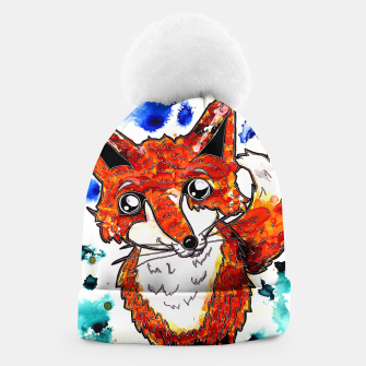 Thumbnail image of Cuterrr Fox Beanie, Live Heroes