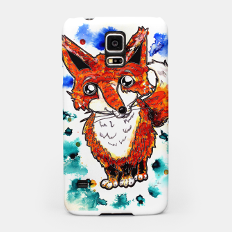 Thumbnail image of Cuterrr Fox Samsung Case, Live Heroes