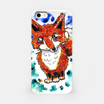 Thumbnail image of Cuterrr Fox iPhone Case, Live Heroes
