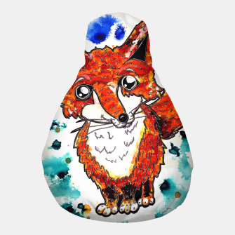 Thumbnail image of Cuterrr Fox Pouf, Live Heroes