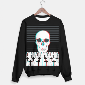 Thumbnail image of D3A†h ☠ Sweater regular, Live Heroes